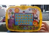 Children's musical board