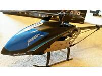 Rotorz remote control R/C helicopter