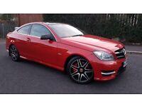 2013 Mercedes-Benz C-Class C250 CDI Bluefficiency AMG Sport Edition Premium Plus.audi.bmw.jaguar.