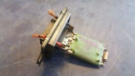 2005 RENAULT SCENIC INTERNAL ELECTRIC FAN BLOWER HEATER RESISTER RELAY HERTS £10