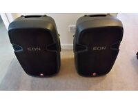 "EON 515 Portable Self-Powered 15"", Two-Way speaker"