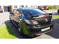 Mazda 6 2.2 d Sport 185, Vermilion Rims, Bose Sound