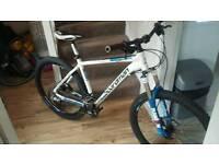 Boardman Comp 27 speed 20 inch Fully Serviced mens mountain bike