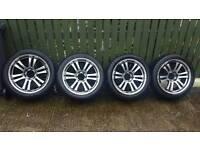 6 stud alloy wheels