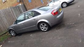 Audi A4 for sale£1200
