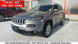 2015 Jeep Cherokee LATITUDE TRUE NORTH EDITION 4X4 SUV