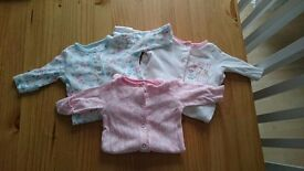 Tiny baby mother care sets