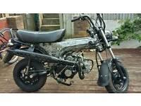 Monkey bike dax