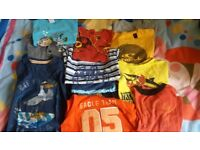 Boys clothes (6-7yrs)