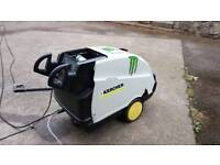 Karcher hds745 hot pressure washer