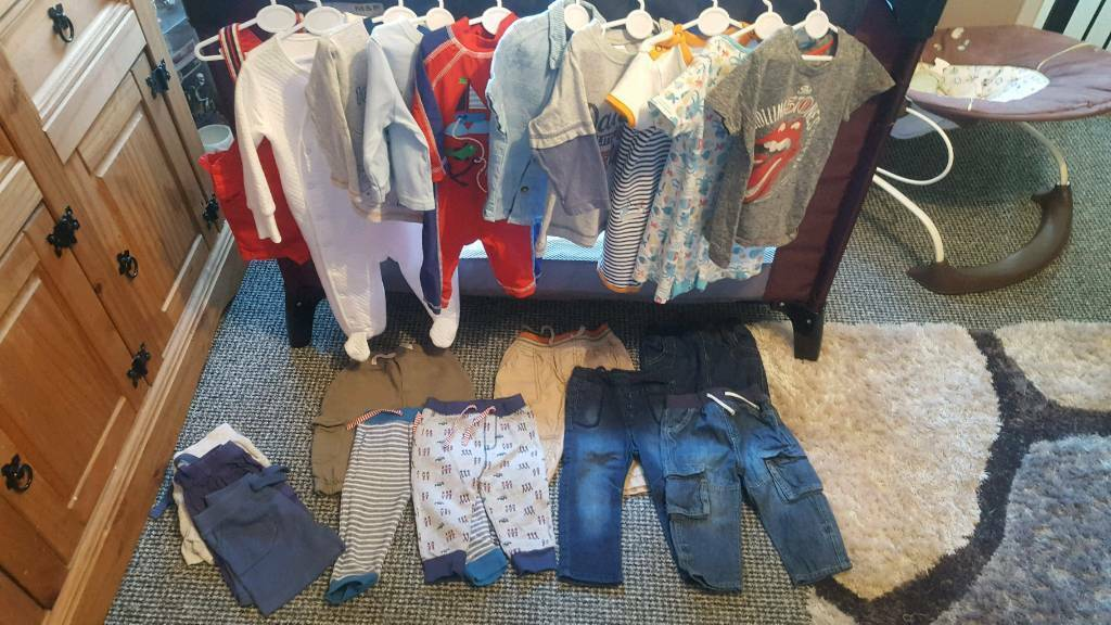 6-9months boy clothes