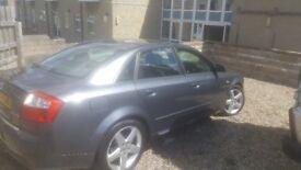 Audi A4 1.9 TDI Sports Saloon 4 Door Diesel Manual Low Mileage 86694