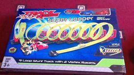 Track Racing 360 Spinway