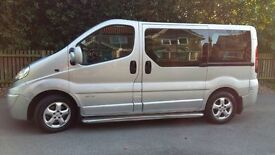 8 Seater Minibus Hire with Driver Cheap Rates glasgow chauffeur hire