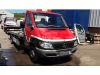 MERCEDES SPRINTER 616CDI RECOVERY TRUCK 2005REG FOR SALE