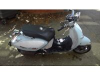 Habana Aprila 125cc 2001 Engine tucked away (19600 miles) ONO £550.oo