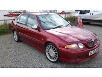 MGZS 2.5 V6, 180 bhp, 2004, 5 DOOR SPORTS HATCH