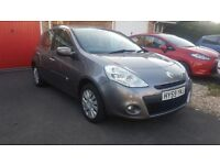 2010 '59' Renault Clio Expression Tce Genuine 58k 1 P/Owner