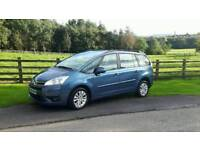 2009 c4 grand picasso 1.6 hdi automatic great family 7-seater