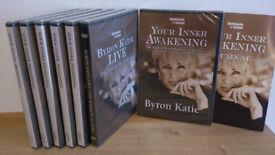 Byron Katie - Your Inner Awakening Nightingale Conant 6 CDs + 1 DVD Set
