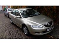 Mazda6 1.8 5 DOOR - 2005 Petrol Manual HB