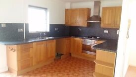 Four bedroom town house for rent in Sarn. Bridgend. Small pets welcome. No DSS