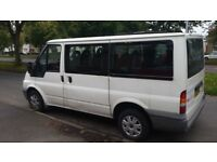 selling minibus excellent condition for year