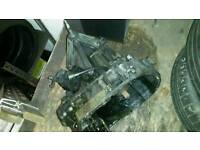 Renault gearbox 5 speed for petrol engine