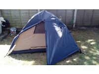 Abberley quick erect 15 seconds 2 man tent, VGC