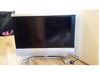 "Sharp Aquos LC-32P50E LCD TV 32"""