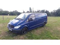 Mercedes Vito - 109 CDI XLWB - Very Low Mileage