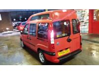 Fiat doblo 1.9jtd diesel in mint condition long tax&mot hpi clear px swap