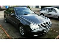 Mercedes 220CLK Avantegarde