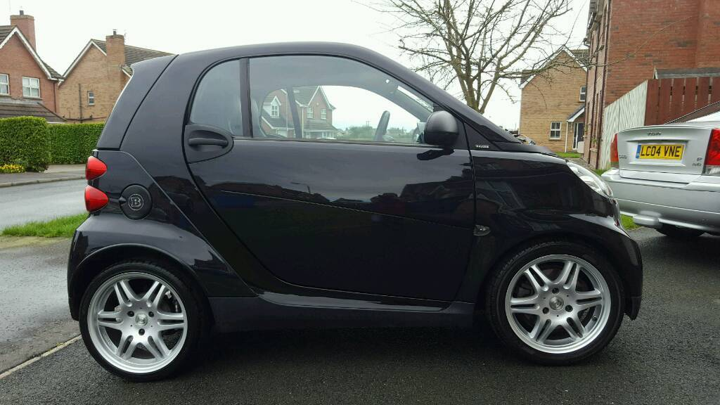 2008 Smart Car Pion Full Brabus Kit Only 48 000 Miles