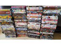 DVD bundle. All genres!