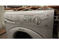 Hotpoint 1400 spin washer working