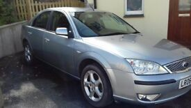 Ford Mondeo Edge 2 litre Petrol.