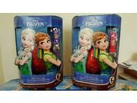 Disney Frozen Arna & Elsa Easter Eggs With Watch