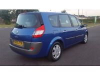 7 SEATER GRAND SCENIC AUTOMATIC IN EXCELLENT CONDITION. MOT MAY 2017 & TAX. FULL SERVICE HISTORY