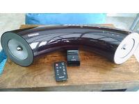 Samsung DA-E650 40W Speaker (Stereo) with bluetooth, iPod/iPad Docking