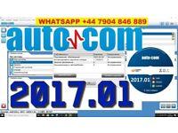 DELPHI 2017.01 Cars Software FOR VCI OBD