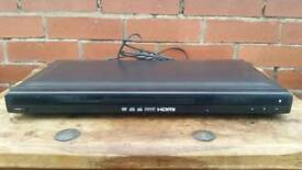 Dvd player without remote ,hdmi port