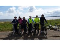 Women's bike group - 10 miles - Seven Arches Loop