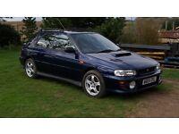 Subaru Impreza UK 2000 Turbo Wagon