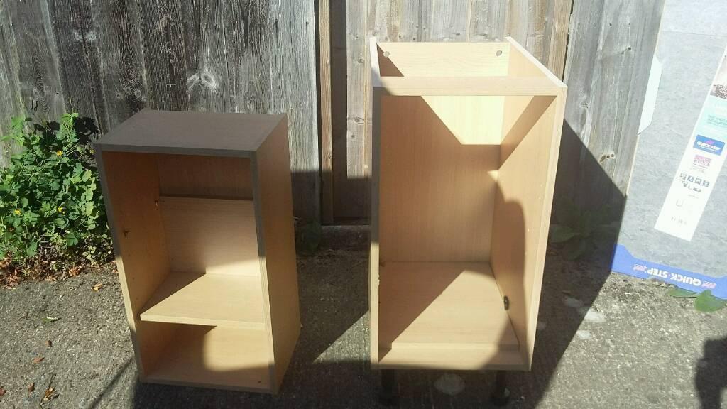 Brand new kitchen units (both for £20)