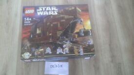 Star Wars Lego 75059 Sandcrawler MINT