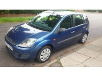 Ford Fiesta 1.2 Style Climate 5 Door 2007 MOT 11/4/19 Taxed 2 Keys Very Clean And Tidy PAS
