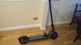 Xiaomi Ninebot Mijia M365 Smart Electric Scooter New Condition