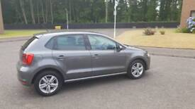 VW polo Match 1.0 manual