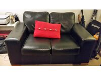 2 Seater Leather Sofa for sale. Very good condition..